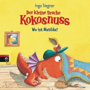 Drache Kokosnuss Pappbilderbuch - Wo ist Matilda?