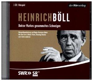 Dr. Murkes gesammeltes Schweigen. CD