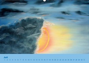 Geburtstagskalender Faszination Malerei - mit immerwährendem Kal