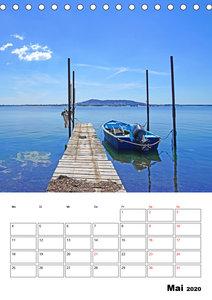 Naturidyllen in Frankreich (Tischkalender 2020 DIN A5 hoch)