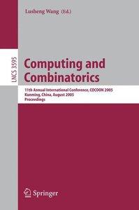 Computing and Combinatorics 2005