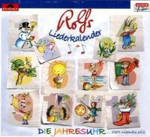 Rolfs Liederkalender, 1 Audio-CD