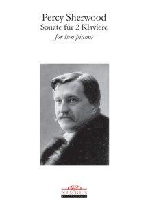 Percy Sherwood: Sonate für 2 Klaviere