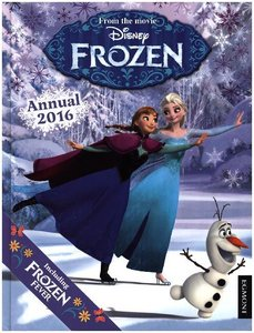 Disney: Frozen Annual 2016