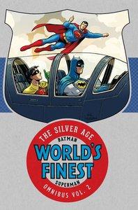 Batman & Superman in World\'s Finest: The Silver Age Omnibus Vol