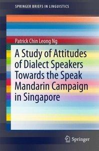 A Study of Attitudes of Dialect Speakers towards the Speak Manda