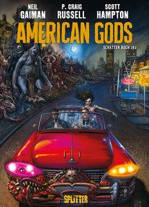 American Gods 02. Schatten Buch 2/2