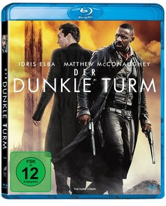 Der dunkle Turm, 1 Blu-ray