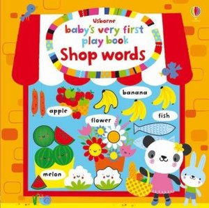 Baby\'s Very First Play Book Shop Words