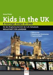 Kids in the UK. Begleitheft für Lehrende