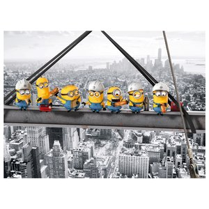 Clementoni Puzzle Minions New York 1000 Teile