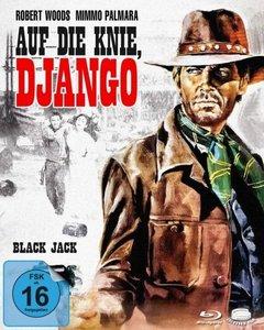 Auf die Knie Django (Blu-ray) (inkl. Bonus-DVD)