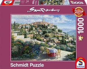 St. Paul de Vence (Puzzle)