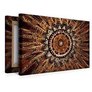 Premium Textil-Leinwand 45 cm x 30 cm quer Ausbruch
