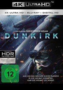 Dunkirk 4K, 2 UHD-Blu-rays