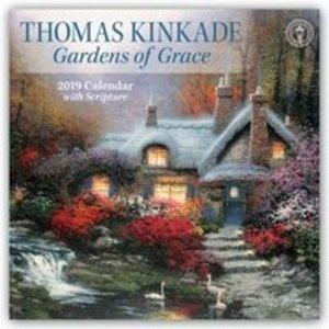 Thomas Kinkade: Gardens of Grace - Gärten voller Anmut 2019