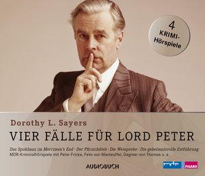 Vier Fälle Für Lord Peter