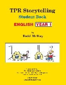 Tpr Storytelling Student Book, English Year 1