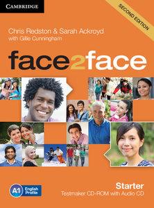 face2face. Testmaker CD-ROM + Audio-CD