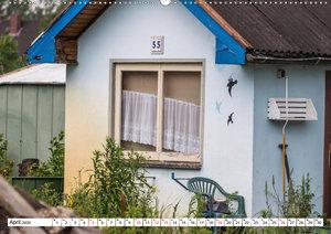 Schrebergarten Nostalgie (Wandkalender 2020 DIN A2 quer)