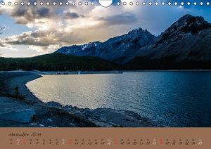 Fernweh nach Westkanada (Wandkalender 2019 DIN A4 quer)