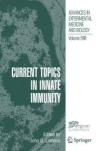 Current Topics in Innate Immunity