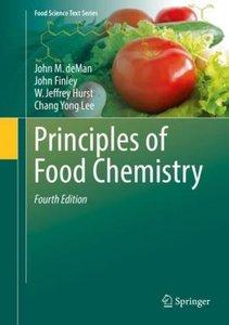 Principles of Food Chemistry