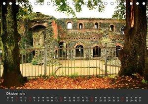 Kaiserswerther Panorama (Tischkalender 2019 DIN A5 quer)