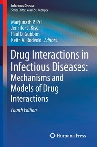 Drug Interactions in Infectious Diseases: Mechanisms and Models