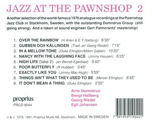 Jazz At The Pawnshop 2