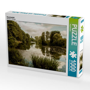 Kermisdahl 1000 Teile Puzzle quer