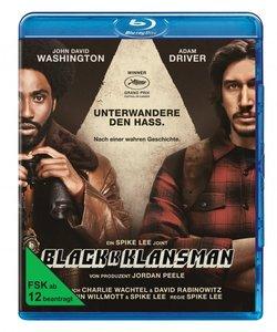 BlackkKlansman, Blu-ray