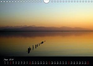 Impressionen vom östlichen Bodensee (Wandkalender 2019 DIN A4 qu