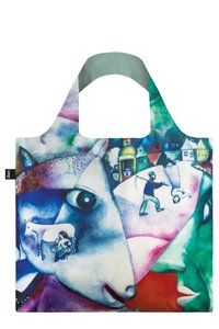MARC CHAGALL, I and the Village. Bag