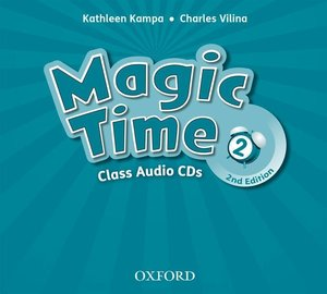 Magic Time: Level 2: Class CD