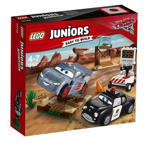 Lego® Juniors 10742 - Rasante Trainingsrunden in der Teufelssch