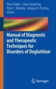 Manual of Diagnostic and Therapeutic Techniques for Disorders of
