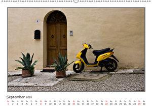Toskana-Impressionen (Wandkalender 2019 DIN A2 quer)