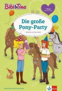 Bibi & Tina - Die große Pony-Party
