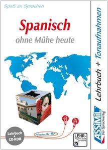 Assimil. Spanisch ohne Mühe heute. Multimedia-PC. Lehrbuch und C