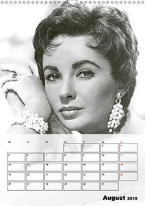 Elizabeth Taylor (Wandkalender 2019 DIN A3 hoch)