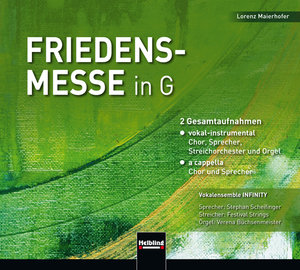 Friedensmesse in G