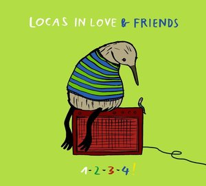 Locas In Love & Friends - 1.2.3.4! (CD)