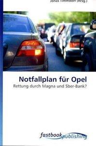 Notfallplan für Opel