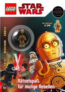 LEGO® Star Wars(TM) Rätselspaß für mutige Rebellen