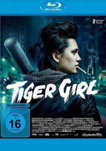 Tiger Girl, Blu-ray