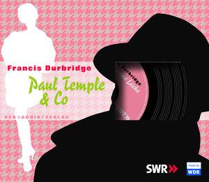 Paul Temple und der Fall Margo 5CD's