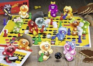 Spieleabend bei den Gelini (Puzzle)