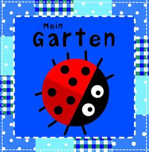 Stoffbuch - Mein Garten
