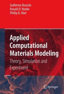 Applied Computational Materials Modeling
